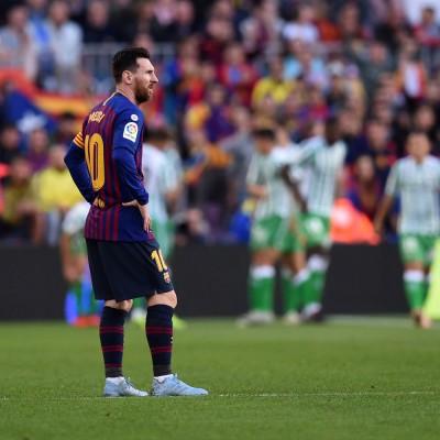 والورده: بارسلونا وابسته به لیونل مسی است