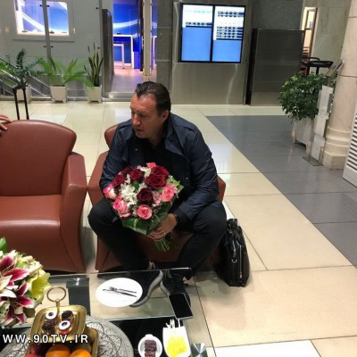 ویلموتس با دو دستیار وارد تهران شد / امروز نشست خبری سرمربی جدید