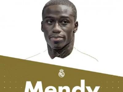 فرلاند مندی، دفاع چپ جدید رئال مادرید