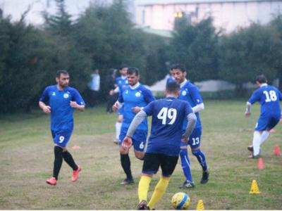تیم ملی فوتبال ناشنوایان در تهران اردو می زند