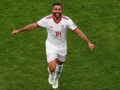 سامان قدوس پنجمین بازیکن برتر فصل آمیان شد