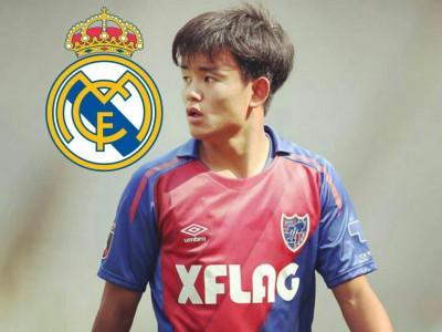 مسی آسیایی به رئال پیوست