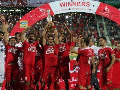 پرسپولیس قهرمان سوپر جام ایران شد!