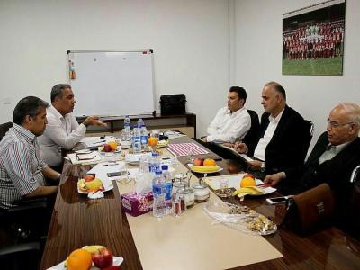 جلسه فوری هیئت مدیره پرسپولیس درباره برانکو