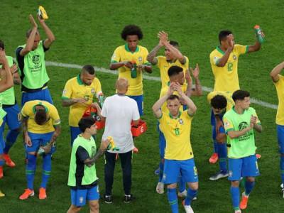 خلاصه بازی برزیل و پرو