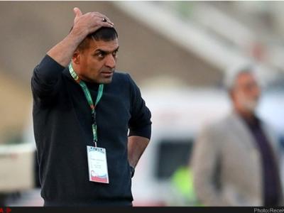 عبدالله ویسی: شرایط شاهین اصلا خوب نیست/ فوتبال ما فقط اسم حرفهای یدک میکشد