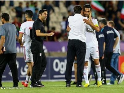 ویلموتس و ساکت برای قرعه کشی مقدماتی جام جهانی به قطر میروند