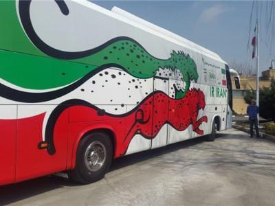فدراسیون فوتبال مسافرکشی اتوبوس تیمهای ملی در اتوبان قزوین- تهران را تکذیب کرد