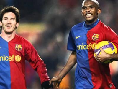 ساموئل اتوئو : صلاح باید به بارسلونا برود