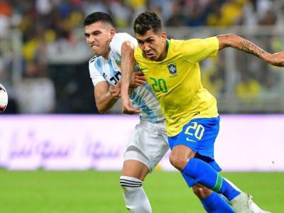 پیش بازی برزیل و آرژانتین
