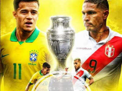 پیش بازی برزیل و پرو در فینال کوپا آمریکا