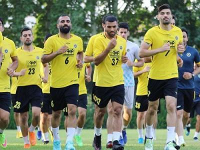 اولین دیدار تدارکاتی تیم سپاهان با تیم حاضر در سوپر لیگ ترکیه