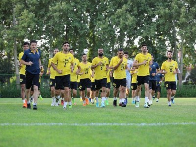سپاهان بامداد فردا به استانبول میرود