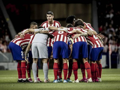 پیروزی خفیف اتلتیکو مادرید در هفته اول لالیگا