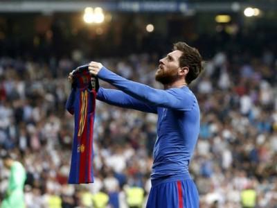 لیونل مسی کابوس رئال مادرید