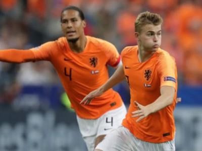 مدافع لیورپول گرانترین بازیکن کشور هلند