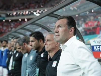 جلسه سرمربی تیم ملی با مربیان لیگ برتری پس از حضور در ایران