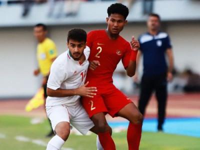 شکست تیم ملی جوانان در دومین دیدار دوستانه با اندونزی
