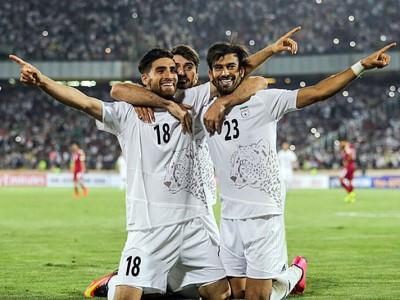 تیم ملی فوتبال ایران همچنان در رده 23 جهان و نخست آسیا