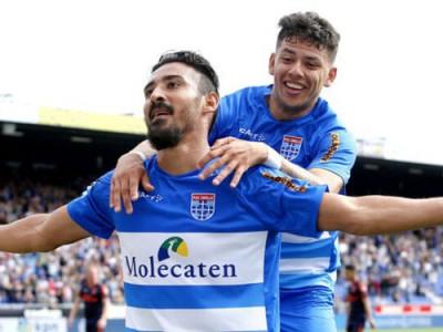 قوچان نژاد بهترین بازیکن هفته ششم لیگ هلند شد