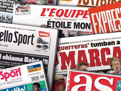 روزنامه های ورزشی چهارشنبه 18 سپتامبر 2019