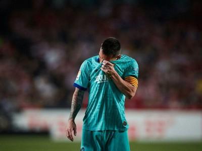 گرانادا 2-0 بارسلونا؛ خبری از بارسلونای آماده نیست!
