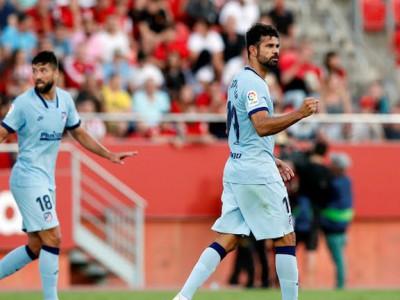رئال مایورکا 0-2 اتلتیکو مادرید؛ چهارمین برد شاگردان سیمئونه