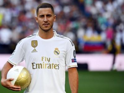 هازارد: مشتاق بازی در دربی مادرید هستم