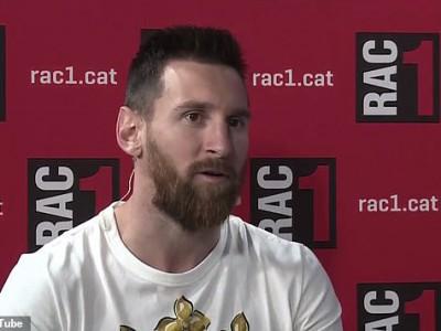 مسی: میترسیدم نیمار به رئال مادرید برود