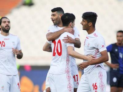 AFC: ایران برای تقابل سخت مقابل بحرین آماده است