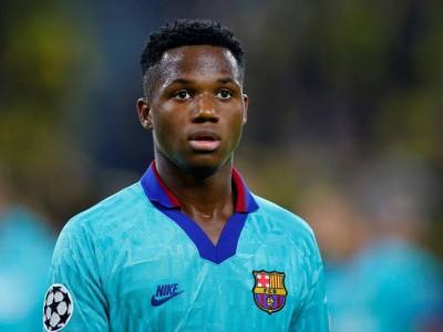 بارسلونا به دنبال بستن قراردادی جدید با آنسو فاتی