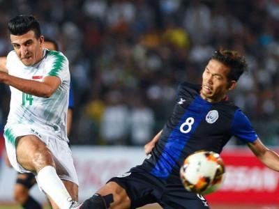 تیم ملی فوتبال عراق بدون محروم به ایران رسید