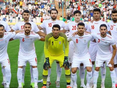 سقوط چهار پلهای فوتبال ایران در ردهبندی فیفا