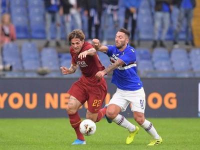 سمپدوریا 0-0 رم؛ تقسیم امتیازات در یک بازی خسته کننده!