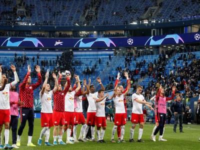 گروه G لیگ قهرمانان اروپا؛ برد قاطع لایپزیش و لیون