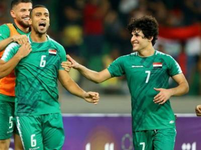 اعلام لیست تیم ملی عراق برای بازی با ایران و بحرین