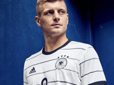 رونمایی از کیت جدید تیم ملی آلمان