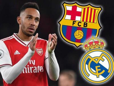 بارسلونا و رئال مادرید به دنبال مهاجم توپچی ها