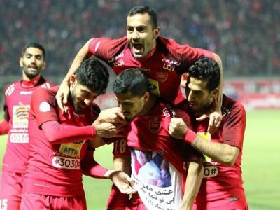 آخرین فصل حضور مهاجم پرسپولیس در لیگ برتر