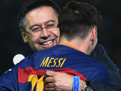 بارتومئو: نگران روزی هستم که مسی بازنشسته شود