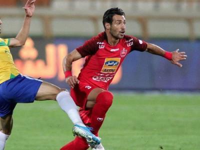 AFC: گل خلیلزاده با کسب نزدیک به 4 میلیون رای بهترین گل آسیا شد