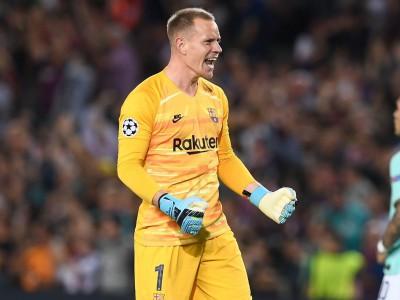 ترشتگن: دوست دارم در بارسلونا بمانم