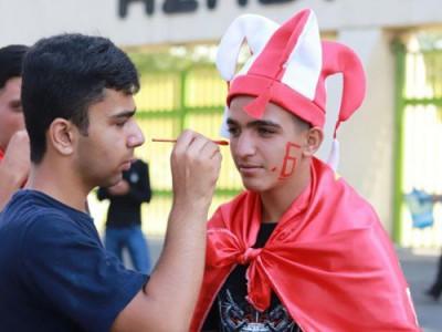 حاشیه دیدار پارس و پرسپولیس (تصاویر)