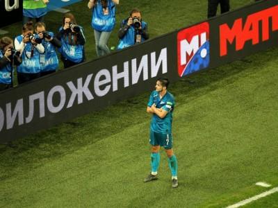 رتبه سوم سردار آزمون در ردهبندی برترین ورزشکار خارجی سال ۲۰۱۹ روسیه