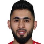 فوتبال فانتزی Kamil Hasan Abdulla Ahmed Hasan  Kamil Al Aswad